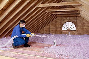 Spray Insulation Contractors Serving The Troy MI Area